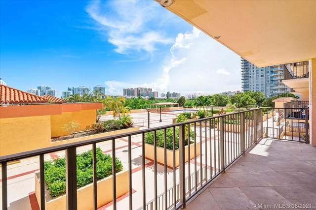 210 174th St #406, Sunny Isles Beach, FL 33160 (MLS #A11079117) :: Berkshire Hathaway HomeServices EWM Realty