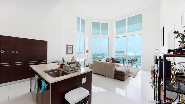 1900 N Bayshore Dr #1016, Miami, FL 33132 (MLS #A11079182) :: Castelli Real Estate Services