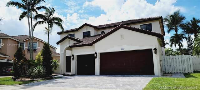 3586 SW 143rd Ave, Miramar, FL 33027 (MLS #A11079446) :: Castelli Real Estate Services