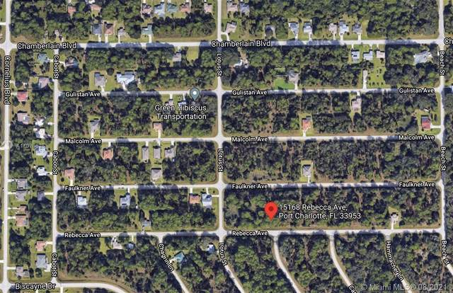 15168 Rebecca Ave, Port Charlotte, FL 33953 (MLS #A11079625) :: Onepath Realty - The Luis Andrew Group