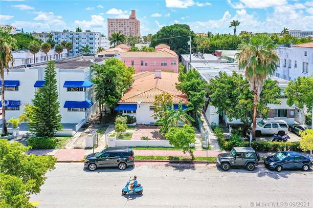 761-755-745 Jefferson Ave, Miami Beach, FL 33139 (MLS #A11079645) :: The Riley Smith Group