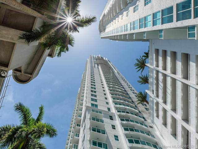 31 SE 5th St #2511, Miami, FL 33131 (MLS #A11079753) :: Green Realty Properties