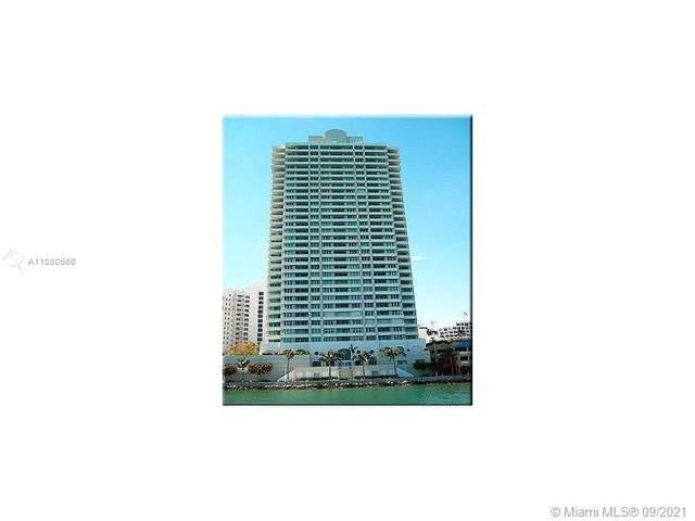 800 Claughton Island Dr #1601, Miami, FL 33131 (#A11080560) :: Posh Properties