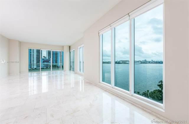 900 Brickell Key Blvd #703, Miami, FL 33131 (MLS #A11081024) :: GK Realty Group LLC