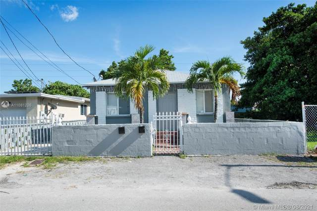 1552 NW 68th St, Miami, FL 33147 (MLS #A11081226) :: The Pearl Realty Group