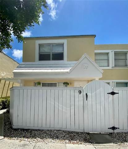 4520 SW 68th Court Cir #295, Miami, FL 33155 (MLS #A11081357) :: The Rose Harris Group