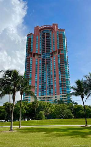 300 S Pointe Dr #3702, Miami Beach, FL 33139 (MLS #A11081397) :: Green Realty Properties