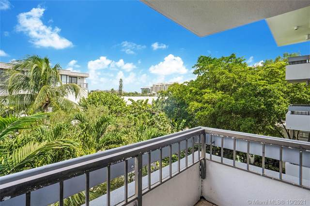 150 Sunrise Dr 4A, Key Biscayne, FL 33149 (MLS #A11081476) :: Green Realty Properties