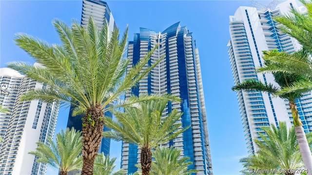 17121 Collins Ave #3505, Sunny Isles Beach, FL 33160 (MLS #A11081581) :: GK Realty Group LLC