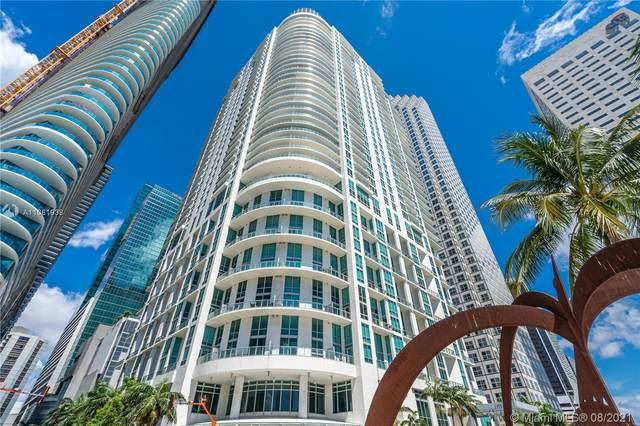 300 S Biscayne Blvd T-2614, Miami, FL 33131 (MLS #A11081938) :: Castelli Real Estate Services