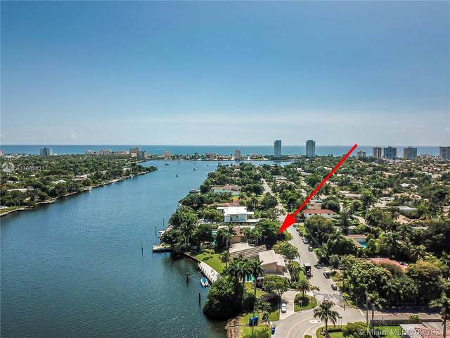 1151 S Southlake Dr, Hollywood, FL 33019 (MLS #A11082331) :: KBiscayne Realty