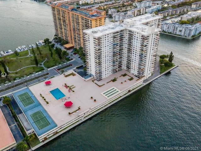 301 174th St #1020, Sunny Isles Beach, FL 33160 (MLS #A11082337) :: CENTURY 21 World Connection