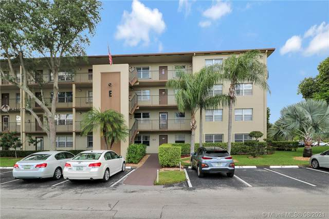 300 SW 134th Way 214E, Pembroke Pines, FL 33027 (MLS #A11082429) :: The MPH Team