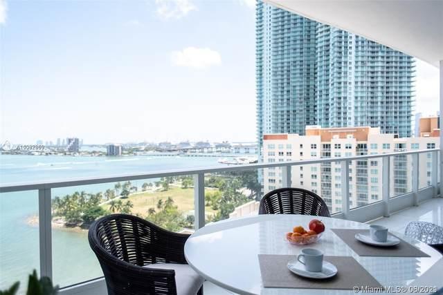 2020 N Bayshore Dr #1607, Miami, FL 33137 (MLS #A11082969) :: GK Realty Group LLC