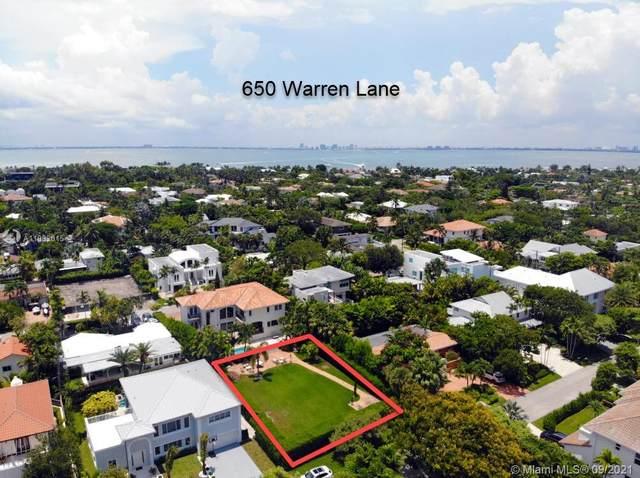 650 Warren Lane, Key Biscayne, FL 33149 (MLS #A11083015) :: Castelli Real Estate Services