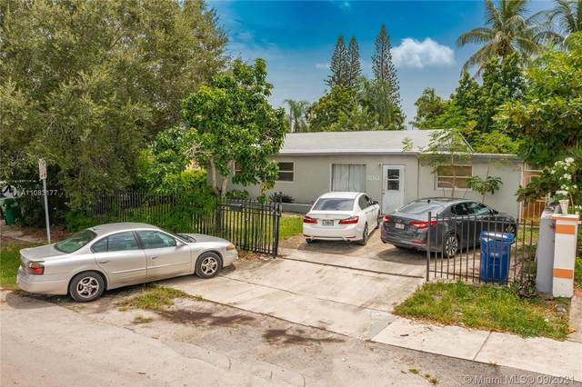 530 NW 109th St, Miami, FL 33168 (MLS #A11083177) :: The Rose Harris Group