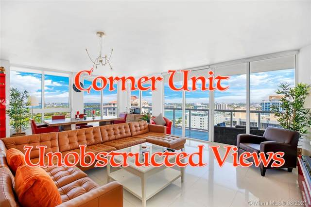 6365 Collins Ave #2108, Miami Beach, FL 33141 (MLS #A11083598) :: Berkshire Hathaway HomeServices EWM Realty