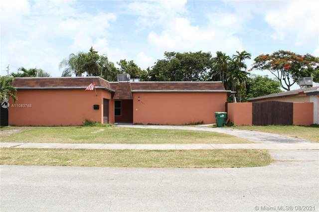 8421 SW 102nd Ct, Miami, FL 33173 (MLS #A11083768) :: Douglas Elliman