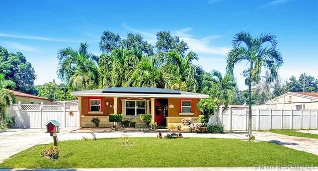 6329 Fletcher St, Hollywood, FL 33023 (MLS #A11083828) :: The Rose Harris Group