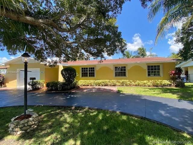 8861 Ridgeland Dr, Cutler Bay, FL 33157 (MLS #A11084241) :: Re/Max PowerPro Realty