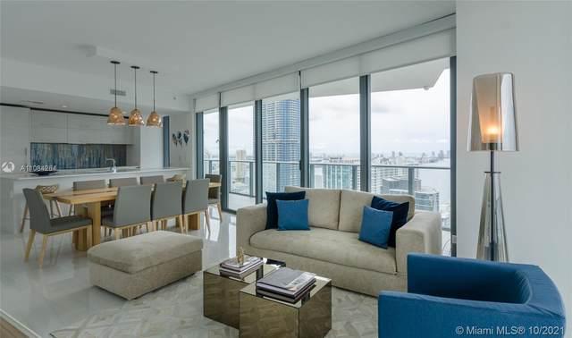 1300 S Miami Ave #4105, Miami, FL 33130 (MLS #A11084264) :: Green Realty Properties