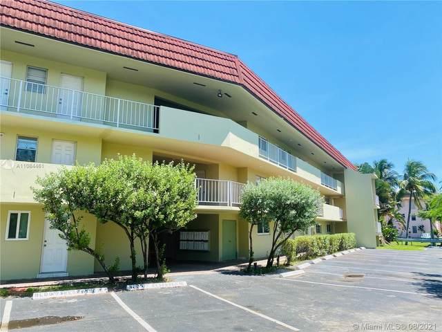 18901 NE 14th Ave #206, Miami, FL 33179 (MLS #A11084461) :: GK Realty Group LLC