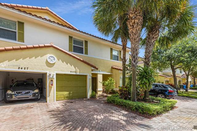 2425 NW 31st Ct #0, Oakland Park, FL 33309 (MLS #A11084608) :: The Rose Harris Group