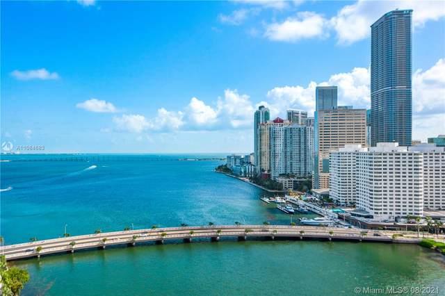 701 Brickell Key Blvd #2103, Miami, FL 33131 (MLS #A11084683) :: GK Realty Group LLC