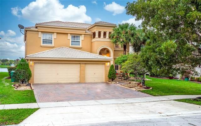 15848 SW 52nd St, Miramar, FL 33027 (MLS #A11085034) :: ONE | Sotheby's International Realty