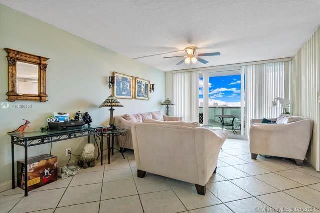 100 Bayview Dr #1703, Sunny Isles Beach, FL 33160 (MLS #A11085150) :: The MPH Team