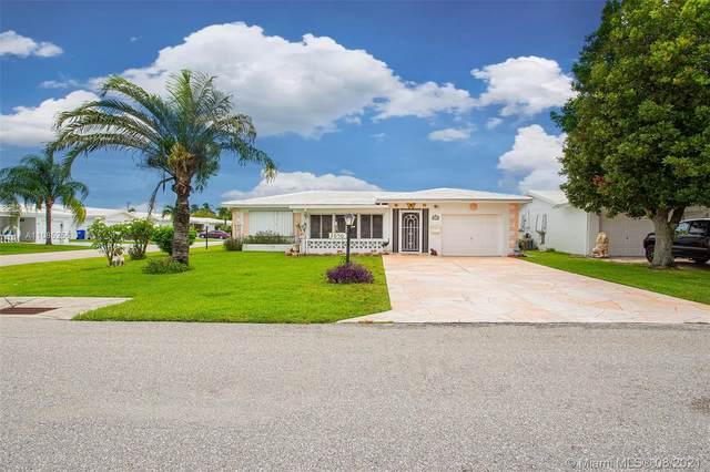3050 E Golf Blvd, Pompano Beach, FL 33064 (MLS #A11085256) :: The Rose Harris Group