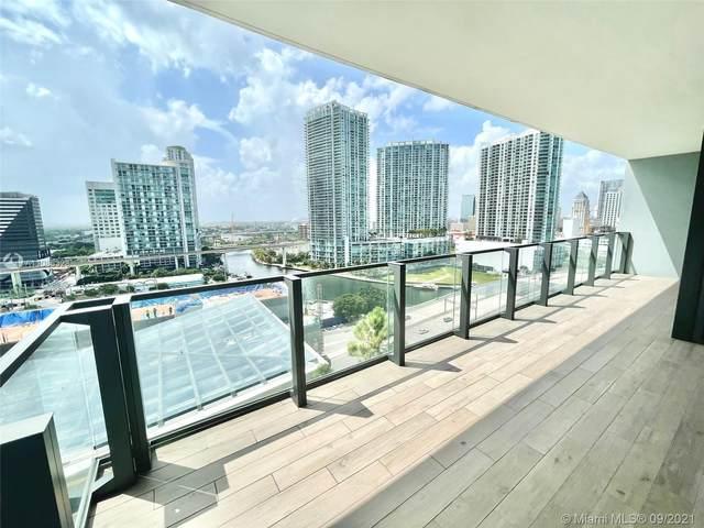 68 SE 6th St #1110, Miami, FL 33131 (MLS #A11085328) :: Castelli Real Estate Services