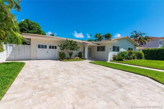 2283 Keystone Blvd, North Miami, FL 33181 (MLS #A11085429) :: Berkshire Hathaway HomeServices EWM Realty