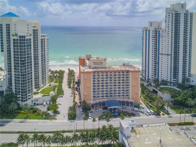 19201 Collins Ave #740, Sunny Isles Beach, FL 33160 (MLS #A11085467) :: The Pearl Realty Group