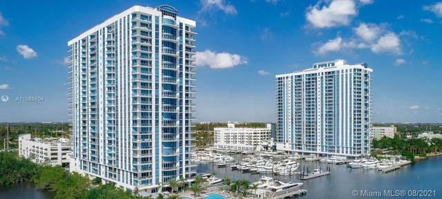 17111 Biscayne Blvd #507, Miami, FL 33160 (MLS #A11085604) :: Douglas Elliman