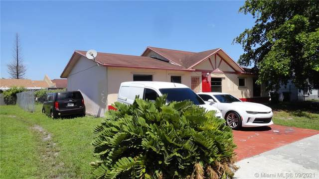 3461 NW 194th St, Miami Gardens, FL 33056 (MLS #A11085710) :: Douglas Elliman