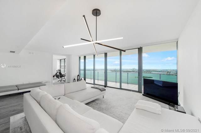 650 NE 32 #4806, Miami, FL 33137 (MLS #A11086131) :: Berkshire Hathaway HomeServices EWM Realty