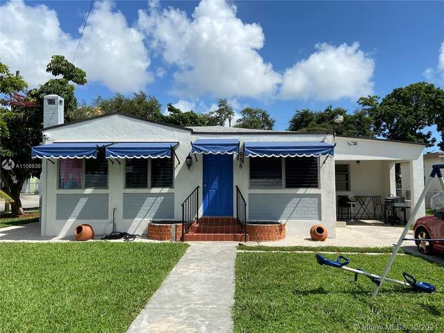 955 NW 53rd St, Miami, FL 33127 (MLS #A11086361) :: Green Realty Properties