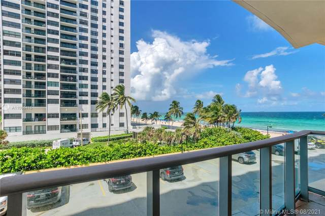 2501 S Ocean Dr #308, Hollywood, FL 33019 (MLS #A11086415) :: Berkshire Hathaway HomeServices EWM Realty
