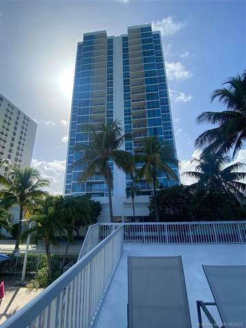 2655 Collins Ave #1606, Miami Beach, FL 33140 (MLS #A11086636) :: The Teri Arbogast Team at Keller Williams Partners SW