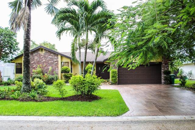 11282 NW 44th St, Coral Springs, FL 33065 (MLS #A11086671) :: The Teri Arbogast Team at Keller Williams Partners SW