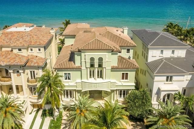 9 Ocean Pl, Highland Beach, FL 33487 (#A11087168) :: Posh Properties