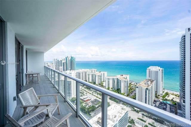 4010 S Ocean Dr R3307, Hollywood, FL 33019 (MLS #A11087554) :: Green Realty Properties