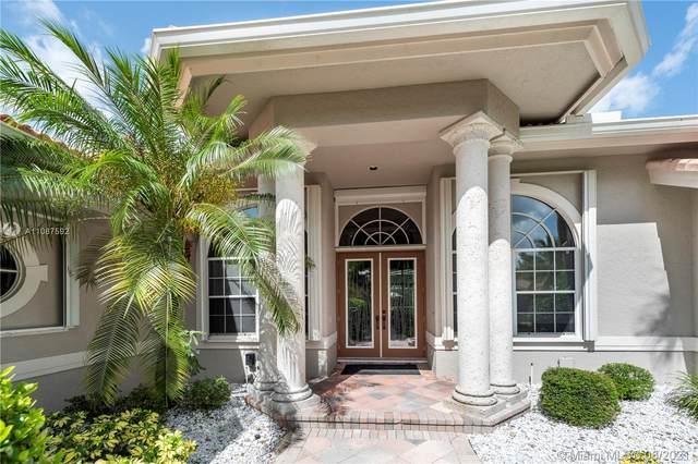 1854 NW 124th Way, Coral Springs, FL 33071 (MLS #A11087592) :: Douglas Elliman