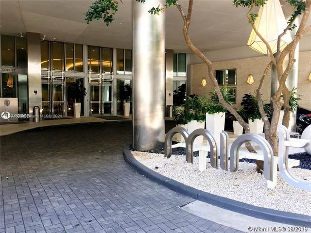 92 SW 3rd St #4506, Miami, FL 33130 (MLS #A11087609) :: The MPH Team