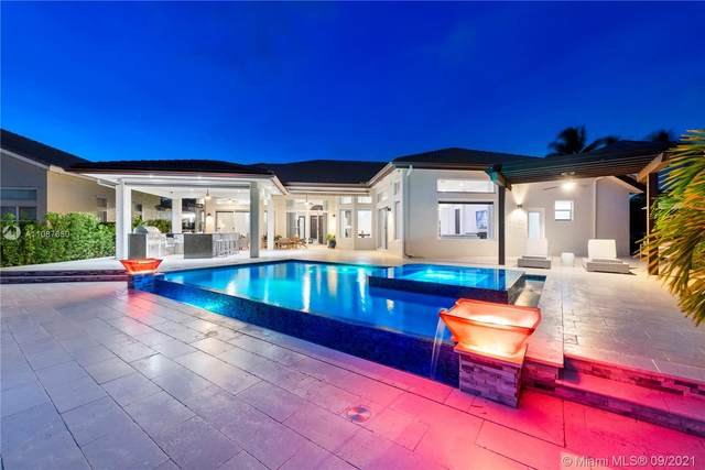 18940 SW 41st St, Miramar, FL 33029 (MLS #A11087650) :: Berkshire Hathaway HomeServices EWM Realty
