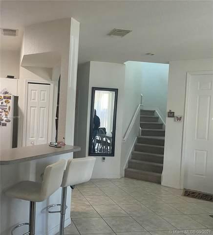 11930 SW 152nd Pl 34-G, Miami, FL 33196 (MLS #A11087796) :: Castelli Real Estate Services