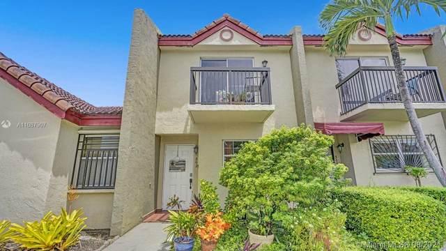 6435 SW 130th Ave #302, Miami, FL 33183 (MLS #A11087907) :: Castelli Real Estate Services