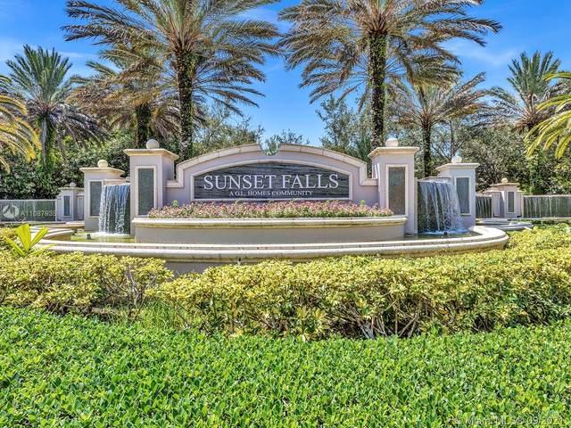 17724 SW 47th St, Miramar, FL 33029 (MLS #A11087935) :: Equity Realty