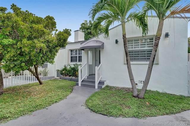 7625 Byron Ave, Miami Beach, FL 33141 (MLS #A11087970) :: Jo-Ann Forster Team